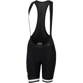 Sportful BF Classic Bib Shorts Women white/black